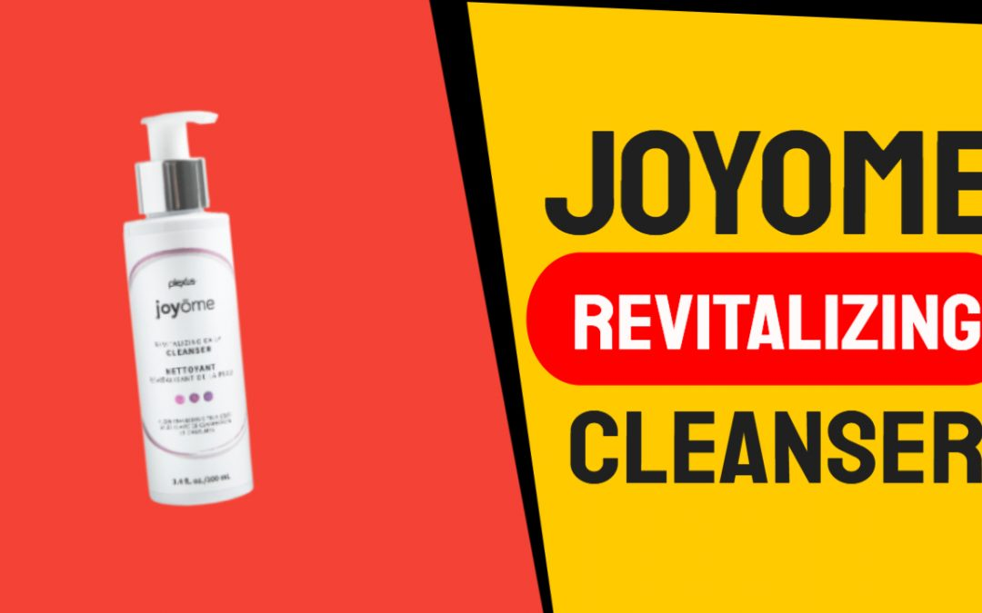 Plexus Joyōme Revitalizing Day Cleanser